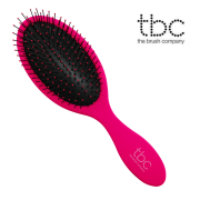 TBC® The Wet & Dry Hair Brush - Rosa