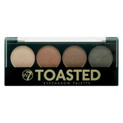 W7 Toasted Eyeshadow Palette