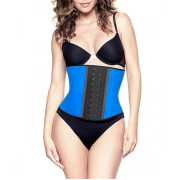AVA® Sport Waist Trainer Latex, Blau