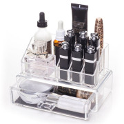 AVERY® Makeup Organizer with 1 drawer + top