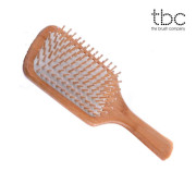 TBC® Hair Brush Beech & Maple tree