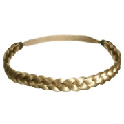 Soho® Braided Headband - Blonde