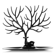 Oh My Deer Jewelry Tree - Black