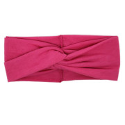 SOHO® Turban Haarband, pink