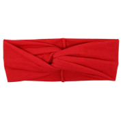 SOHO® Turban Headband, Rot