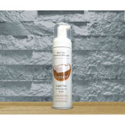Spray Tan Mousse Kokosnuss 200 ml. Leichte Bräune